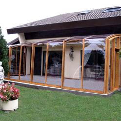 Beautiful Coperture Terrazzi Alluminio Contemporary - Design Trends ...